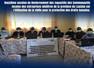 Rapport de la première journée, 24 février 2021 à Kolwezi  (AFREWATCH & NMAP)