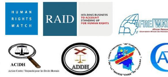 Les groupes de défense des droits disent que le rapport de développement durable de Glencore manque de crédibilité.