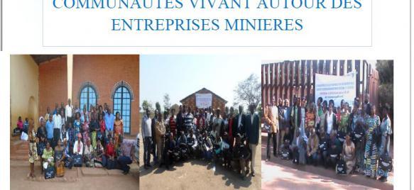 Rapport d'accompagnement des Communautés vivant autour des Entreprises minières. Expérience de AFREWATCH dans la Province du Lualaba en RDC de 2015 à 2018