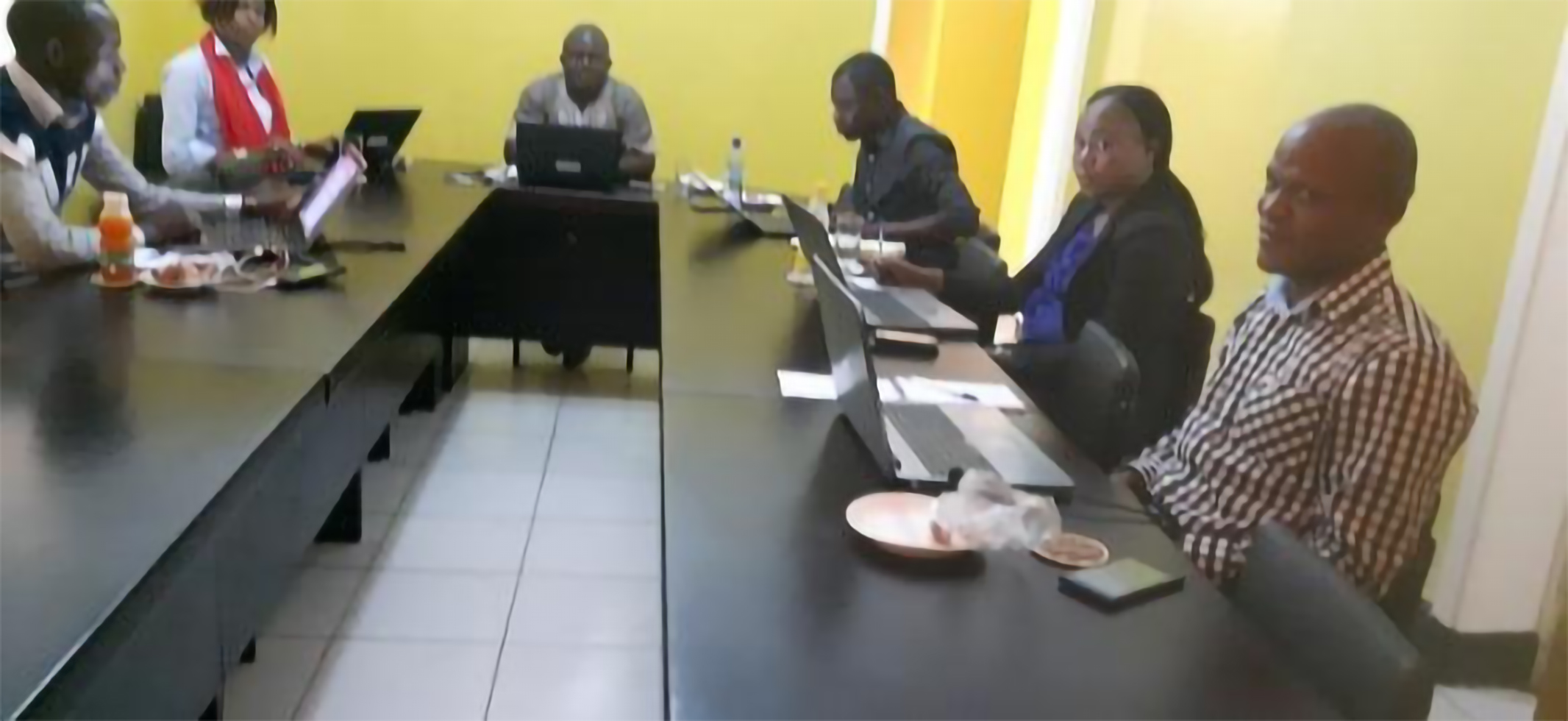 Atelier de lancement du projet d' accompagnement des communautés locales de la province du Lualaba dans l'engagement pour la bonne gouvernance des ressources minières »