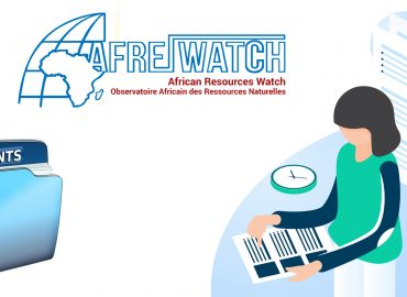 CONTRIBUTION DE AFREWATCH A L'AMELIORATION DU PROJET DU RAPPORT DE CADRAGE ITIE-RDC 2016
