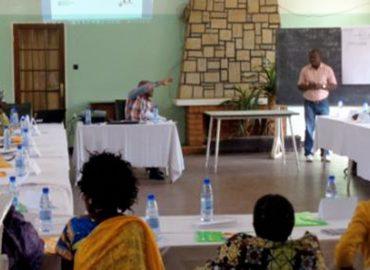 Atelier d'évaluation des activités d'accompagnement des communautés du Lualaba (23-24 novembre)