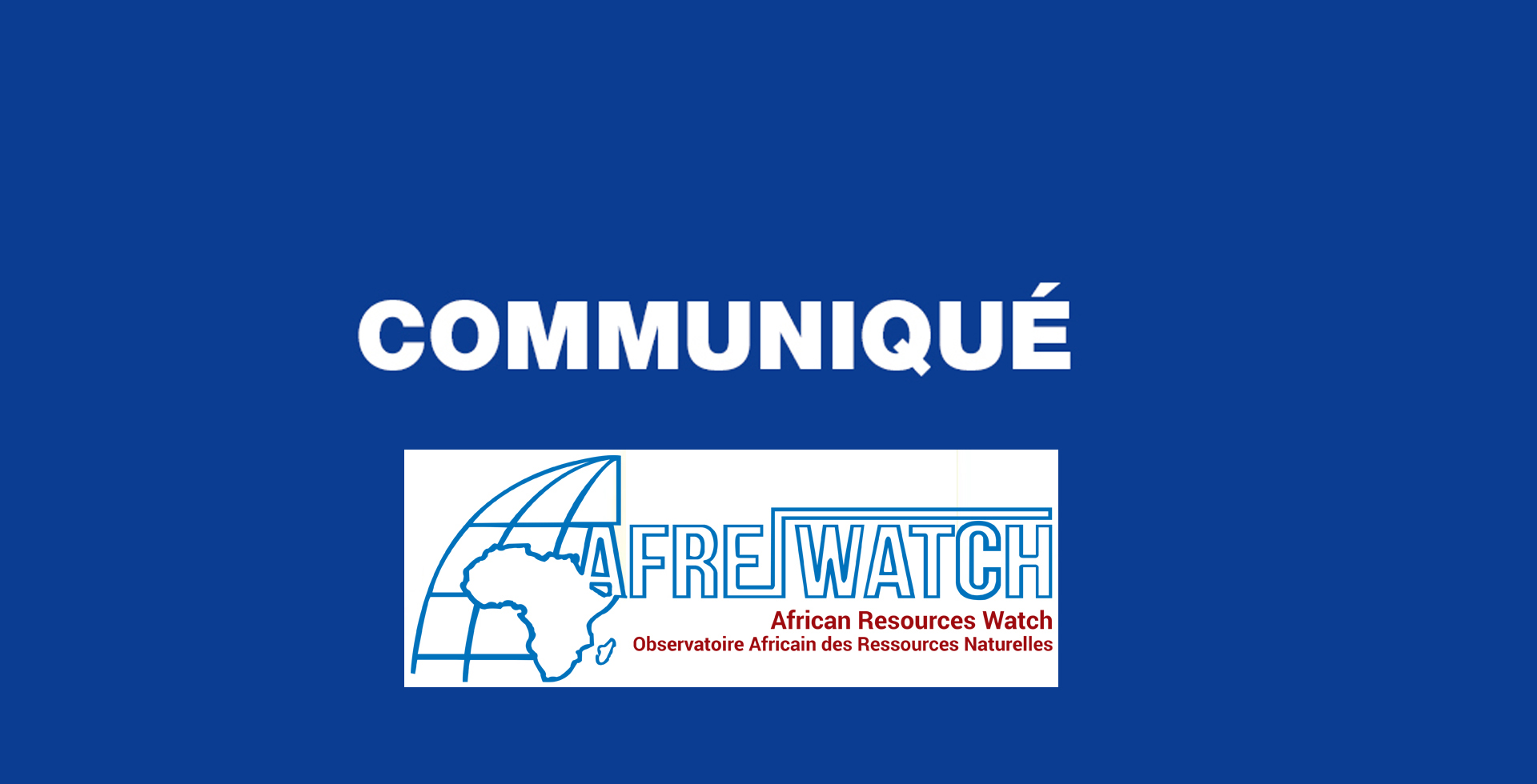 Le gouvernement de la RDC appelé à annuler le protocole d'accord initié par le gouvernement provincial du Haut-Katanga sur la création de la caisse de solidarité pour la répartition de la redevance minière