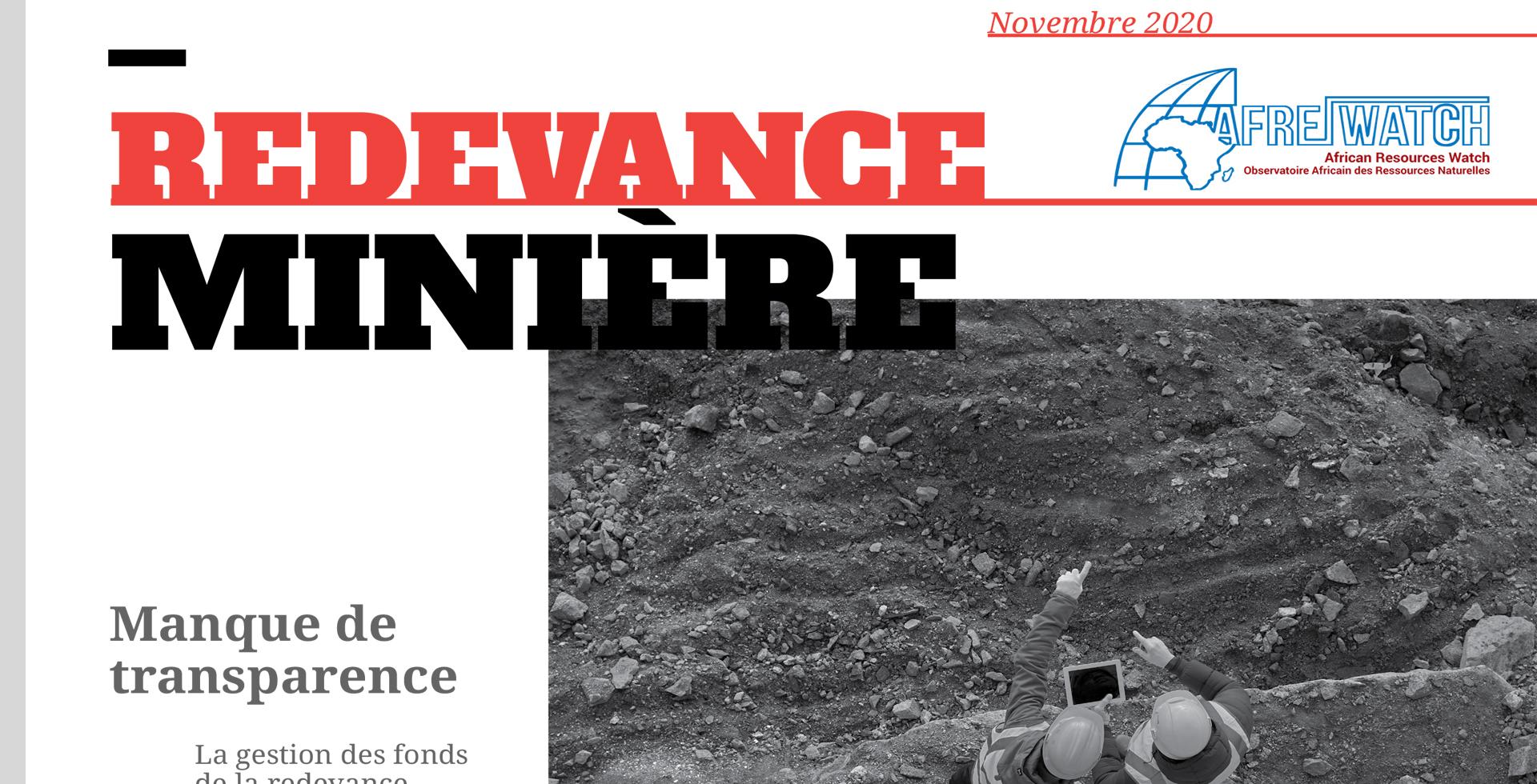 Redevance minière. Haut-Katanga : 5 défis à relever dans la gestion de la redevance minière destinée aux Entités Territoriales Décentralisée