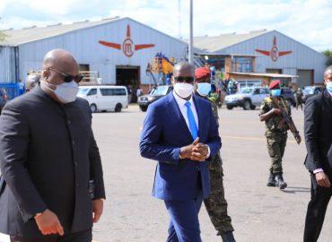 Communiqué de presse du 13 Mai 2021 : La Société civile congolaise demande à son excellence Monsieur le  Président de la République, Félix Tshisekedi en séjour dans le Grand KATANGA, de regarder la question de gouvernance du projet Hydroélectrique de BUSANGA, la gestion  de déversement des acides sulfuriques par  les entreprises minières cas de Glencore et la cession frauduleuse des royalties de la GECAMINES dans trois projets miniers